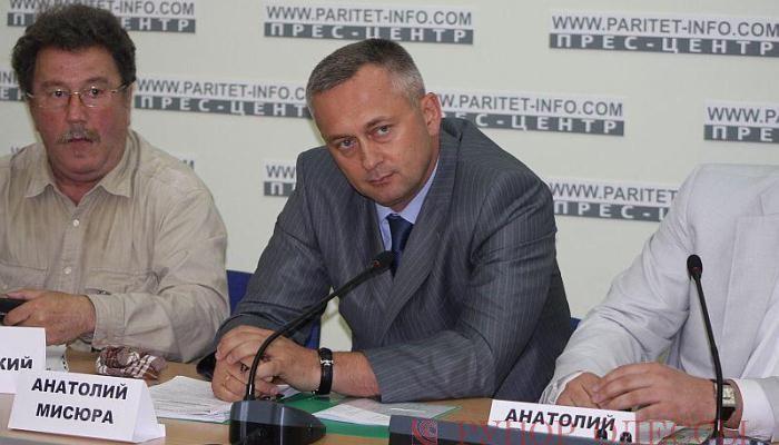 Мисюра поменял Керницкого надолжности гендира Черноморца