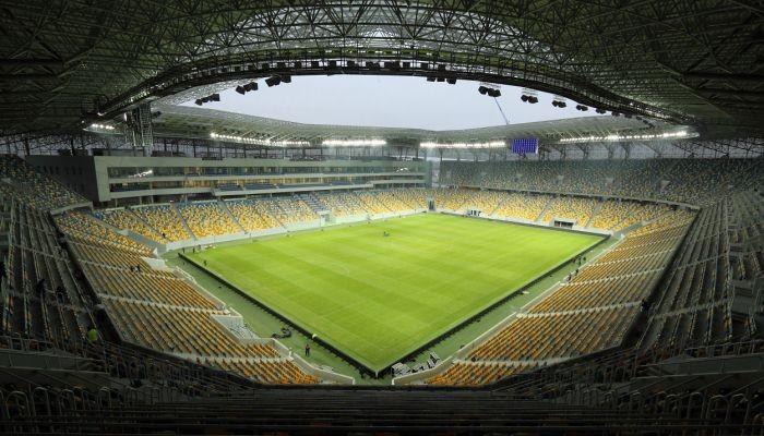 Карпаты переехали с«Арены Львов» настадион «Украина»