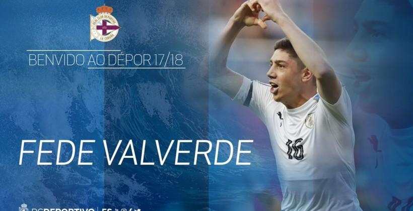 Депортиво арендовал хавбека Реала Вальверде