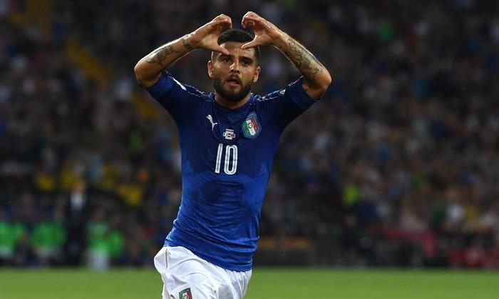 Италия легко разгромила Лихтенштейн