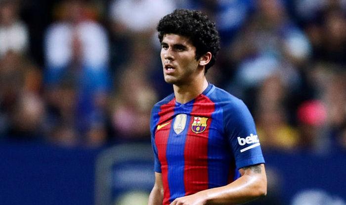 «Тоттенхэм» нацелился на юного полузащитника «Барселоны»
