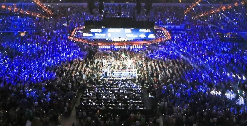 Членов делегацииРФ непустили начемпионат Европы побоксу вХарькове