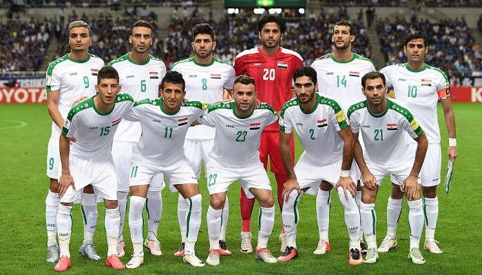 Сборная Ирака сыграла дома впервые с 2011 года