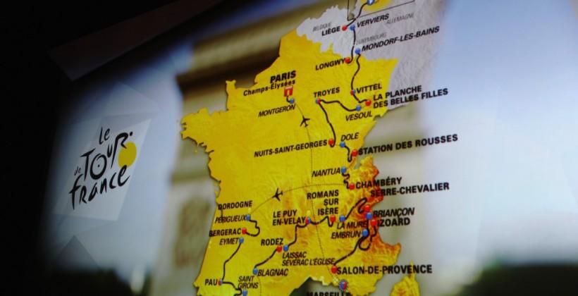 Британец Джерайнт Томас выиграл первый этап веломногодневки «Тур деФранс»