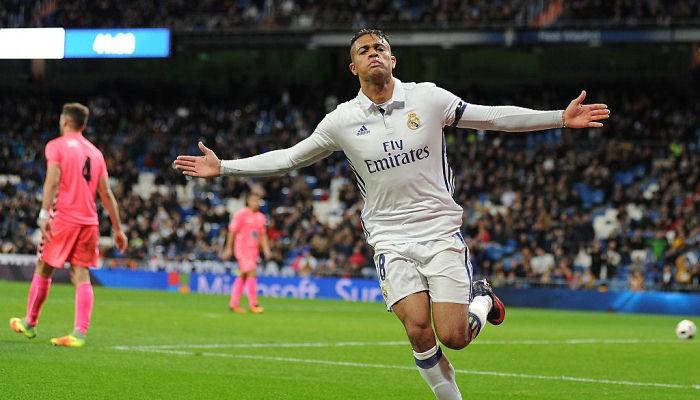 Мариано Диас перешел из«Реала» в«Лион»
