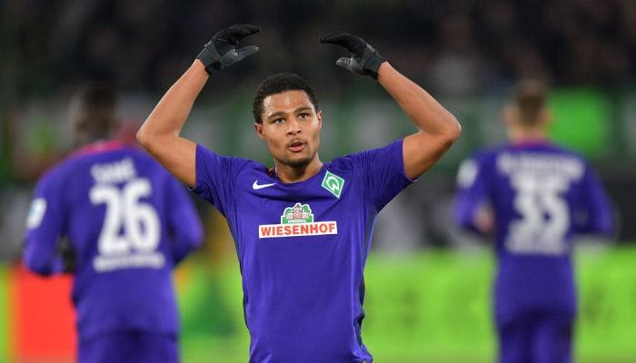 «Бавария» пополнилась игроком «Вердера» Гнабри