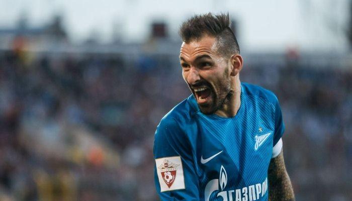 «Славия» может усилить состав экс-полузащитником «Зенита» Данни