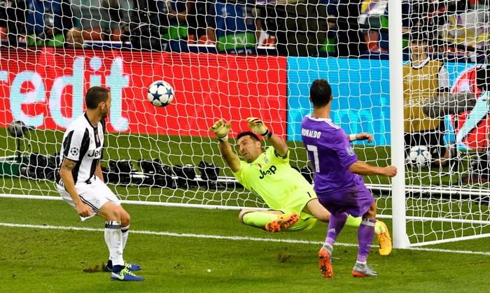 Реал Мадрид — триумфатор Лиги чемпионов 2016/17