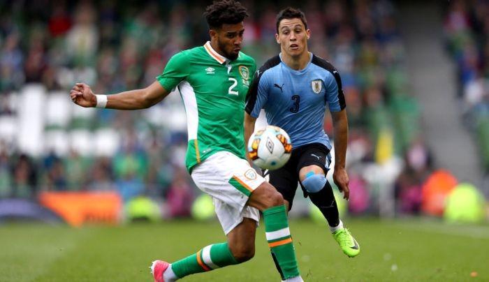 Ирландия одолела Уругвай, Макгиди вышел насмену, Кавани получил травму