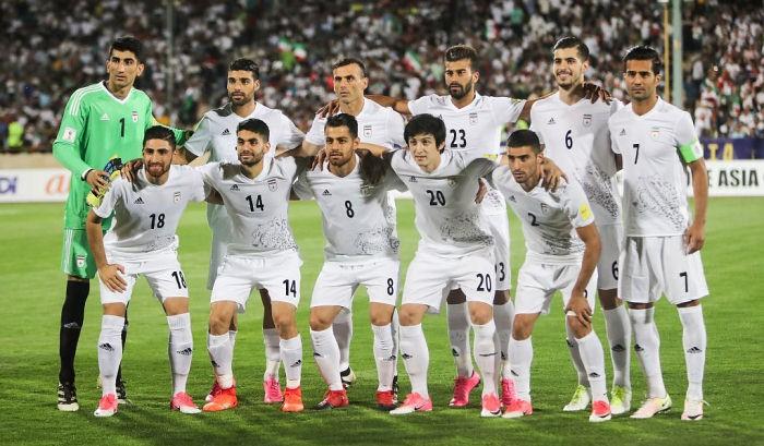 Иран вышел на чемпионат мира 2018