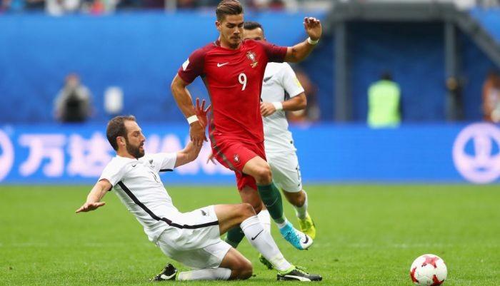 Португалия вышла в полуфинал Кубка Конфедераций, обыграв Новую Зеландию