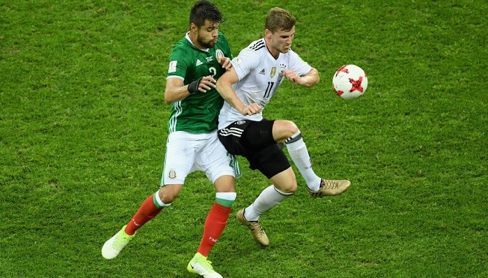 Германия разгромила Мексику