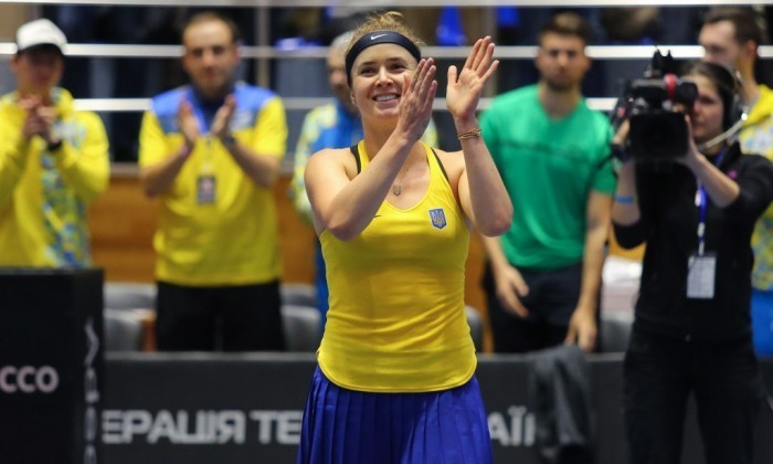 Элина Свитолина