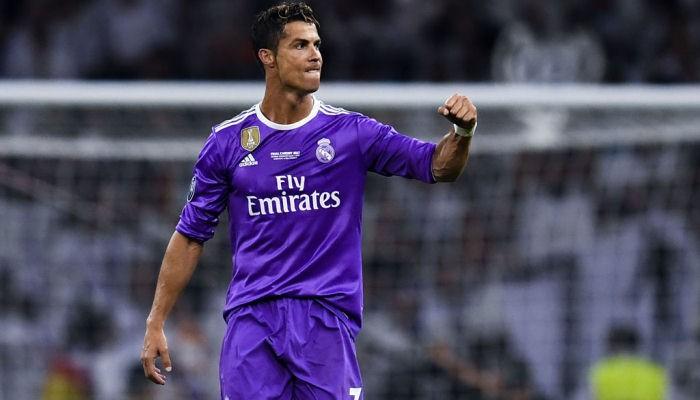 Роналду возглавил список самых богатых спортсменов мира