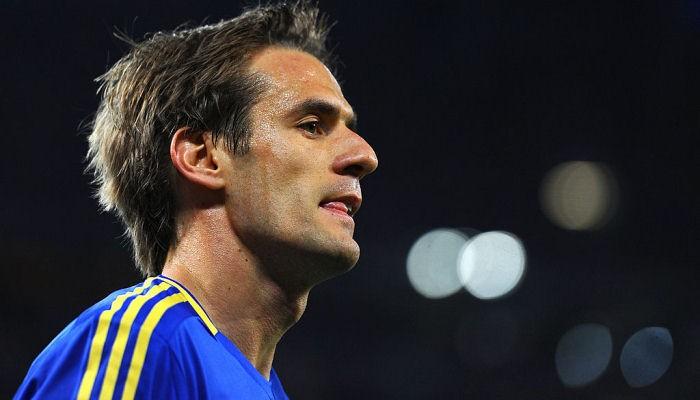 Экс-нападающий сборной Украины Девич задумался озавершении карьеры