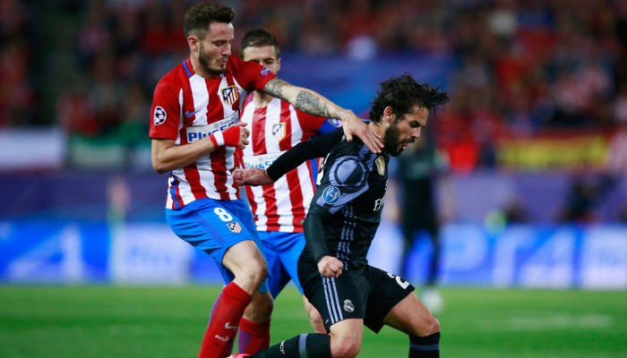 AS: «Барселона» переключится наСауля, если несможет получить Верратти