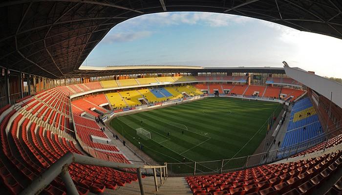 Стадион Юбилейный в Сумах выставлен на аукцион