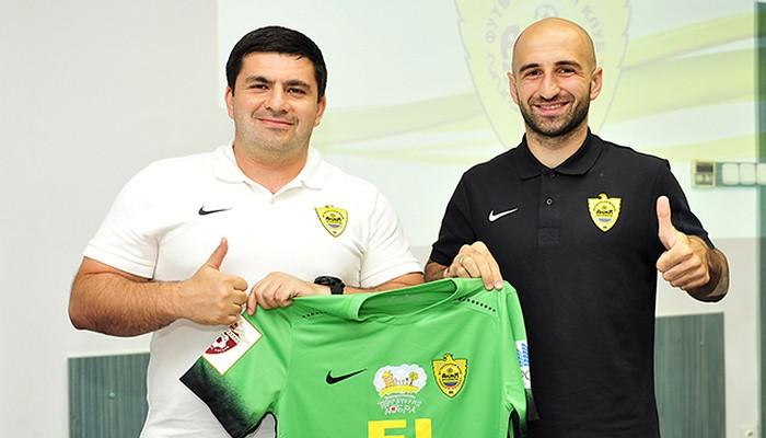 В «Анжи» перешел полузащитник луганской «Зари» Джаба Липартия