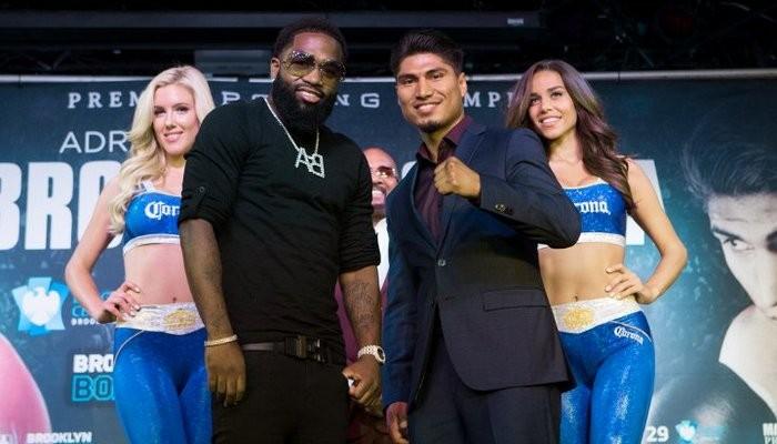 Эдриен Бронер и Майки Гарсия, boxingscene.com