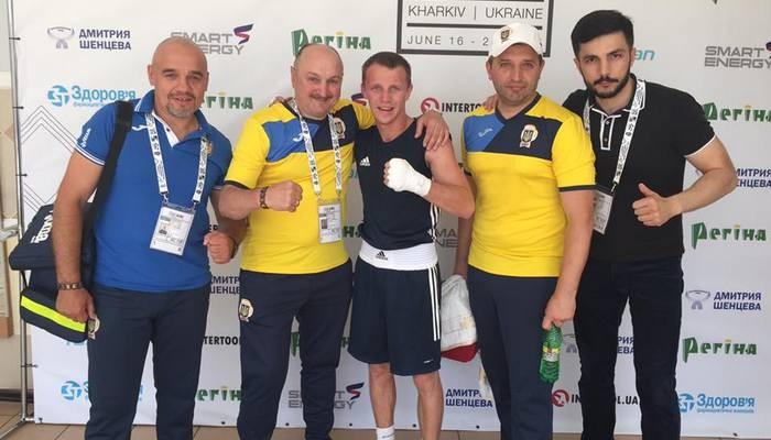 Чемпионат Европы побоксу вХарькове: четверо украинцев вышли вчетвертьфинал