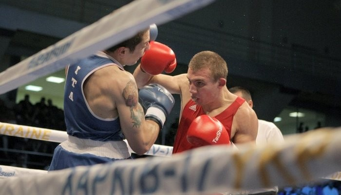 Мамедов— вице-чемпион Европы ввесе до60кг