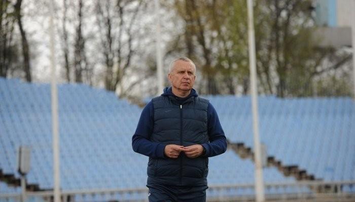 Кучук покинул пост основного тренера «Стали»
