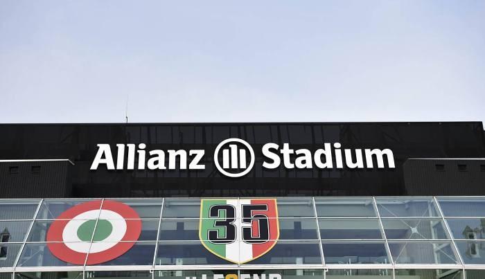 Ювентус официально сменил логотип и название стадиона