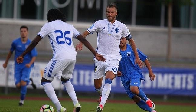 Мбокани вернулся в«Динамо»