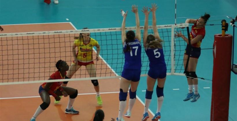 Сборная Украины впервый раз вистории выиграла Евролигу поволейболу