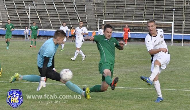 Вторая лига. Агробизнес разгромил Прикарпатье в первом матче сезона