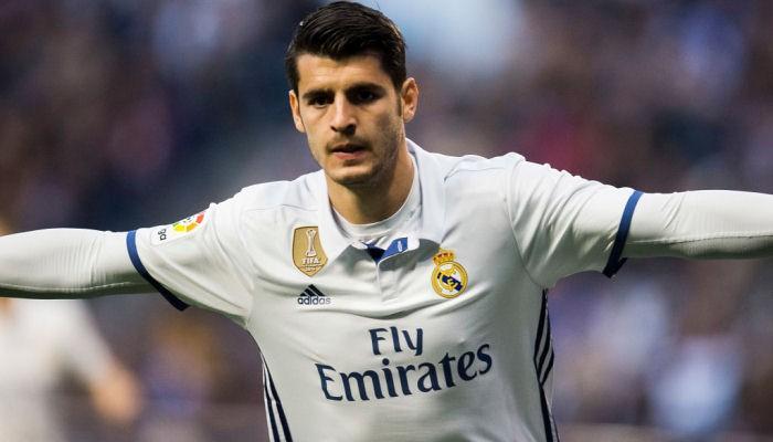 Бонуччи просит Альваро Морату перейти в«Милан»