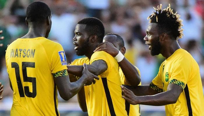 Врешающей встрече Золотого кубка КОНКАКАФ встретятся США иЯмайка