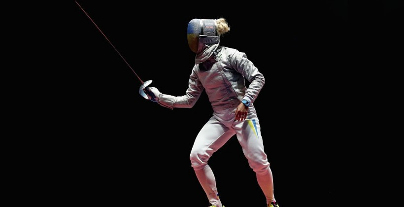 Украинская саблистка Харлан завоевала золото начемпионате мира вЛейпциге