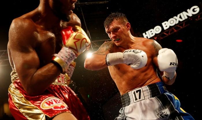 Усик узнал своего первого конкурента  вWorld Boxing Super Series