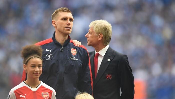 Мертезакер через год будет тренером вакадемии «Арсенала»