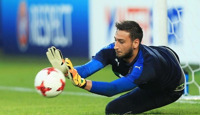 Доннарумма подпишет новый контракт с Миланом