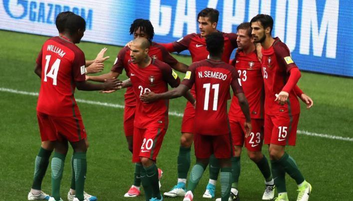 Браво— лучший игрок полуфинала Португалия— Чили