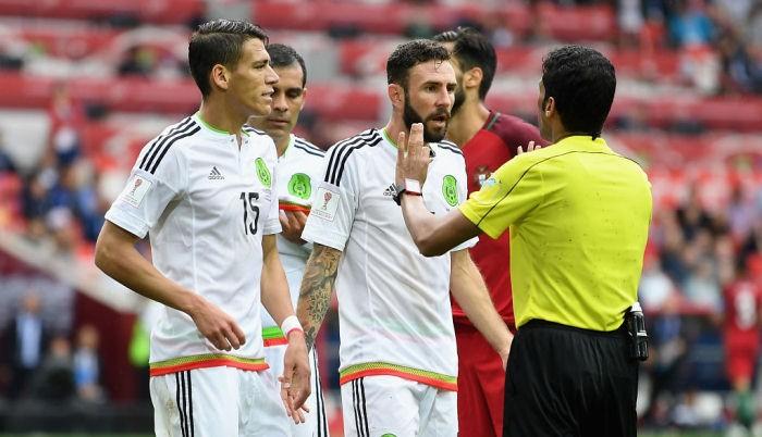 Вратарь Очоа: Мексиканцы заслужили победу вматче спортугальцами