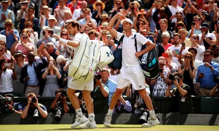 Game over для Маррея и Джоковича, спокойствие Федерера и другие итоги девятого дня Уимблдона