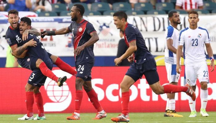 Сборная Ямайки вышла вполуфинал Золотого кубка КОНКАКАФ