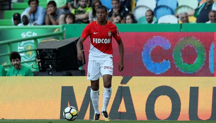 «Реал» договорился с«Монако» опереходе футболиста Мбаппе за180 млн. евро