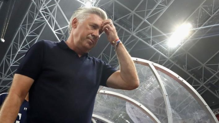 """Карло Анчелотти: «Видаль неуйдет из""""Баварии""""»"""