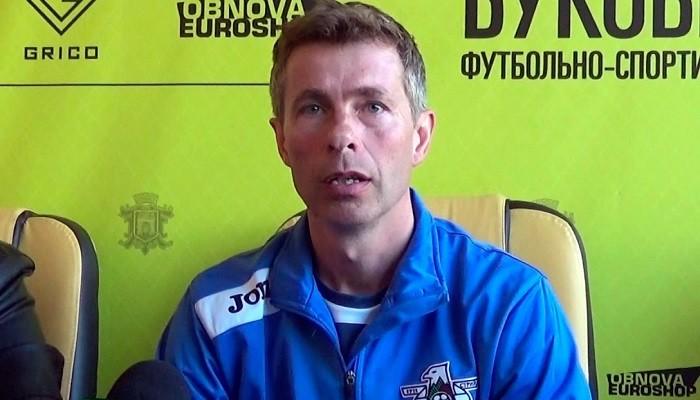 Роман Гнатив не будет тренировать Карпаты во Второй лиге — СМИ