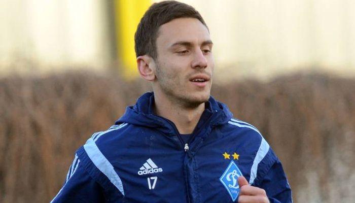 Александр Гладкий покинул киевское «Динамо»