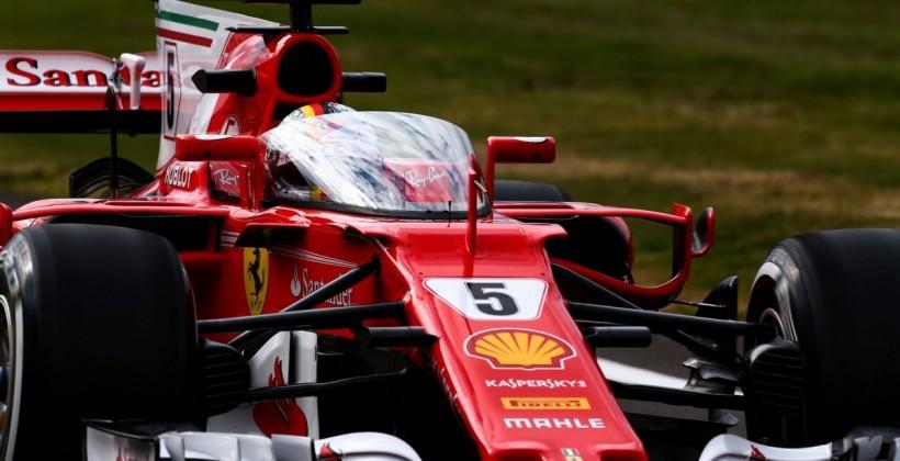 Хэмилтон пятый год подряд одержал победу Гран-при Англии «Формулы-1»