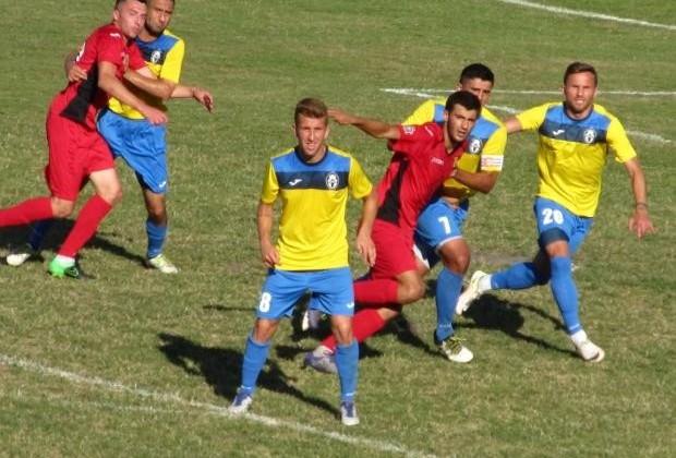 Вторая лига. Буковина обыграла Тернополь на его поле