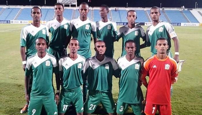 ВДжибути расформировали национальную команду из-за нехороших результатов