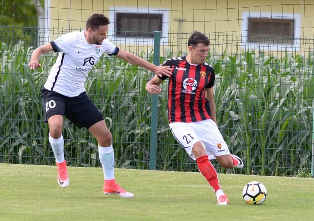 Минское «Динамо» сыграло вничью с«Работничками»— Лига Европы