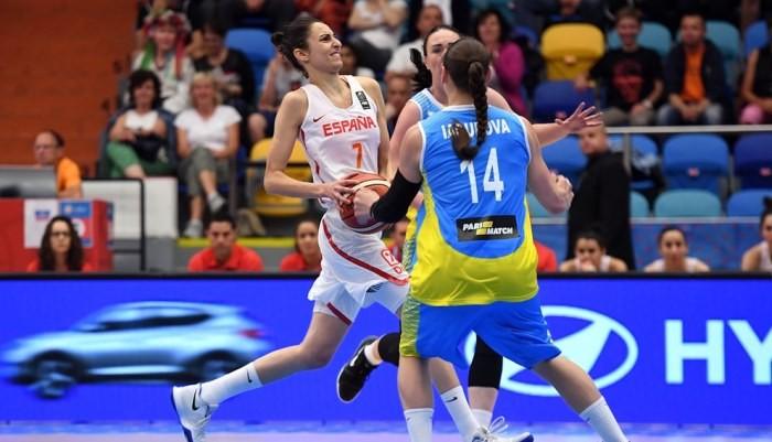 Женская сборная Украины— во 2-ой корзине жеребьевки отбора Евробаскета