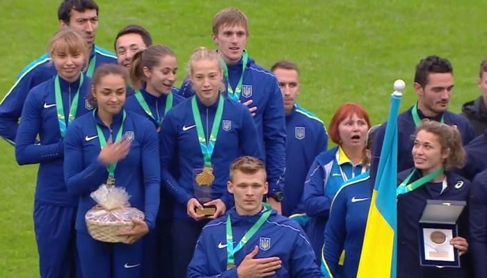 Украинские легкоатлеты торжествовали накомандномЧЕ помногоборью
